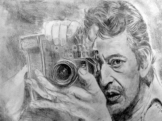 Serge Gainsbourg by C-cile